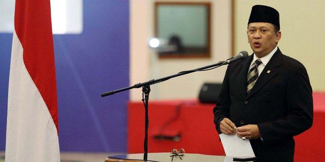 Ketua Dewan Perwakilan Rakyat (DPR) Bambang Soesatyo