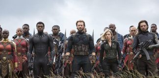Avengers: Infinty War.