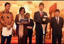 Jokowi Teken PP THR dan Gaji ke-13 Pensiunan Ikut Kebagian
