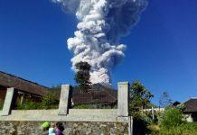 Letusan Freatik Gunung Merapi