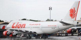 Maskapai Penerbangan Lion Air
