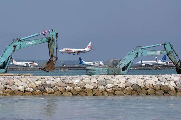 Proyek Perluasan Di Bandara Ngurah Rai