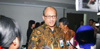 Direktur Utama Citilink Indonesia Juliandra Nurtjahjo