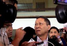 Mantan Dirut Pelindo II RJ Lino