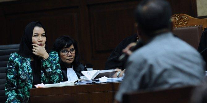 Bupati Kutai Kartanegara nonaktif, Rita Widyasari