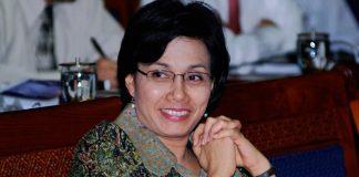 Menteri Keuangan RI Sri Mulyani Indrawati