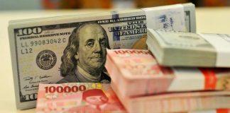 uang rupiah dan dollar as