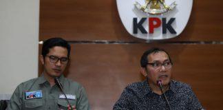 KPK tetapkan bupati tulungagung dan Wali Kota Blitar tersangka