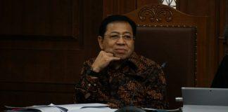 Mantan Ketua DPR, Setya Novanto