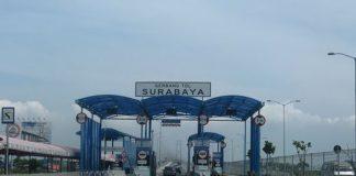 Gerbang Tol Surabaya