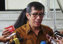 Menteri Hukum dan HAM RI Yasonna H Laoly