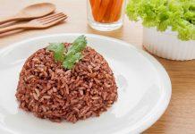 Nasi merah cocok untuk puasa dan sangat menyehatkan