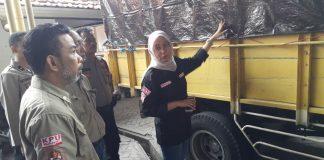 Distribusi Logistik Pilgub Jatim Kepulauan Masalembu
