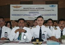 Serikat Karyawan PT. Garuda Indonesia