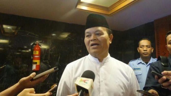 Wakil Ketua Dewan Syuro PKS Hidayat Nur Wahid.
