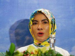 Direktur Utama PT Pertamina (Persero) Nicke Widyawati