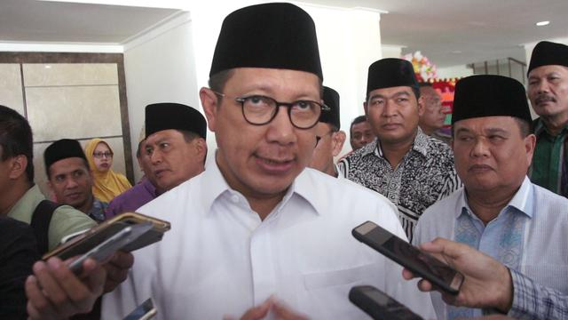 Menteri Agama (Menag) Lukman Hakim Saifuddin
