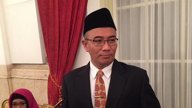 Komisioner KPU RI Hasyim Asy`ari