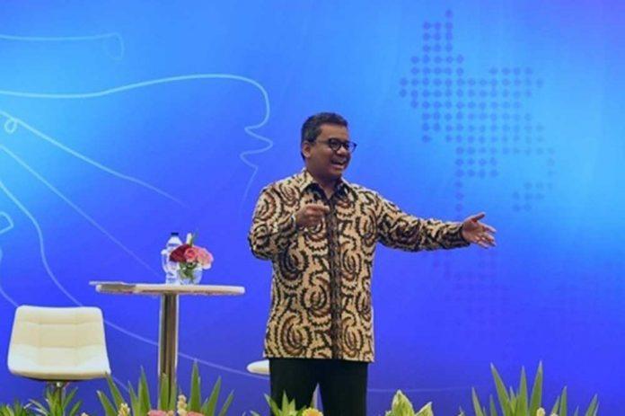 Kepala Badan Kebijakan Fiskal Kementerian Keuangan Suahasil Nazara.