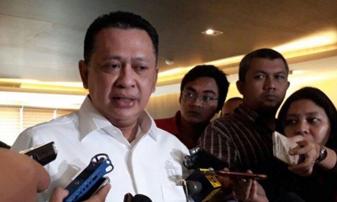 Ketua DPR Bambang Soesatyo (Bamsoet)
