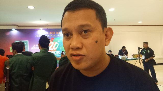 Komisi III DPR Abdul Kadir Karding