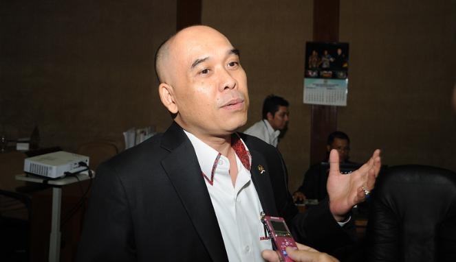 Komisi XI DPR Heri Gunawan