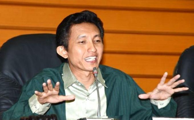 Anggota Badan Anggaran (Banggar) DPR Abdul Hakam Naja