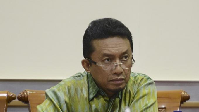 Politikus Partai Keadilan Sejahtera (PKS) Tifatul Sembiring