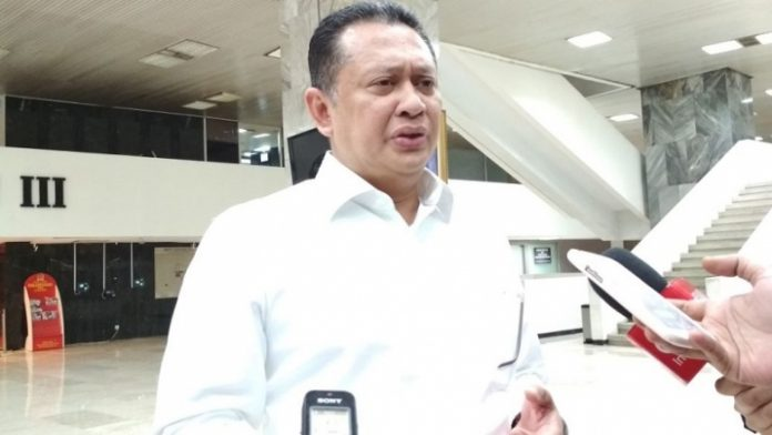 Ketua DPRBambang Soesatyo