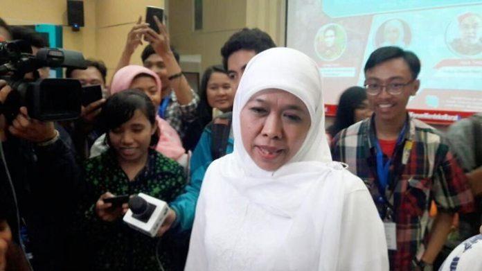 Gubernur Jatim Terpilih 2018, Khofifah Indar Parawansa