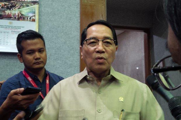 Anggota Komisi II Fraksi Partai Golkar Firman Soebagyo