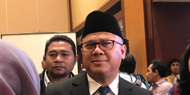 Ketua Komisi Pemilihan Umum (KPU) Arief Budiman