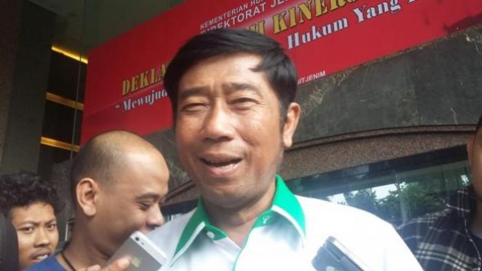 Mantan Ketua DPW PPP Abraham Lunggana alias Haji Lulung
