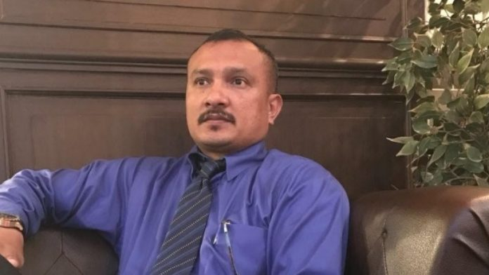 Kadiv Advokasi dan Bantuan Hukum DPP PD Ferdinand Hutahaean