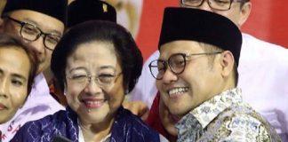 Megawati dan Cak Imin