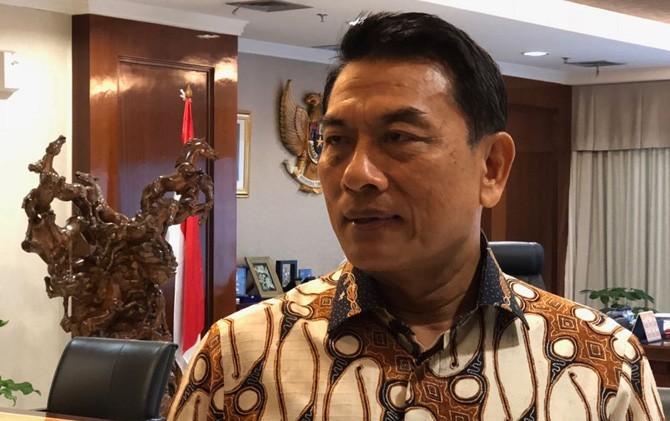 Jenderal Purn. TNI Moeldoko