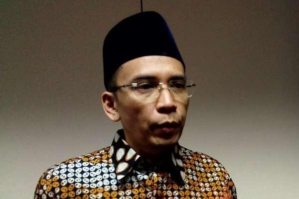 Muhammad Zainul Majdi alias Tuan Guru Bajang (TGB)