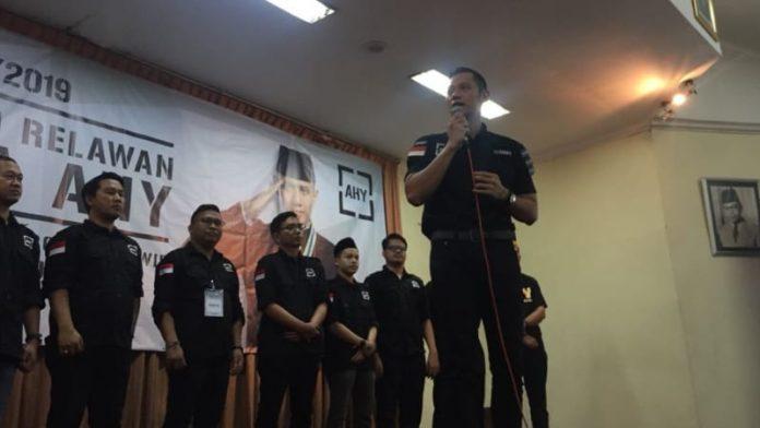 Kogasma Partai Demokrat Agus Harimurti Yudhoyono