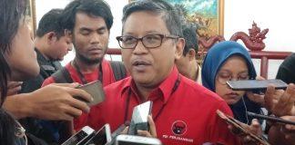 Sekretaris TKN Jokowi-Ma'ruf, Hasto Kristiyanto