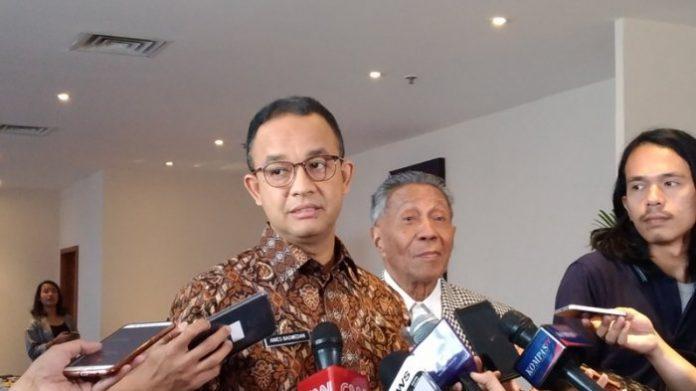 Gubernur DKI JakartaAnies Baswedan