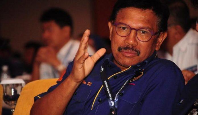 Sekretaris Jenderal (Sekjen) Partai Nasdem, Johnny G. Plate