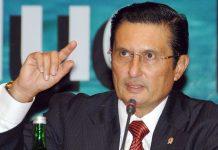 Wakil Pembina Partai Golkar Fadel Muhammad