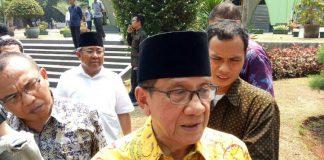 Mantan Ketua DPR RI Akbar Tandjung