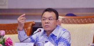 Wasekjen DPP PAN Saleh Daulay Partaonan