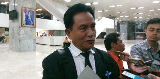Yusril Ihza Mahendra.