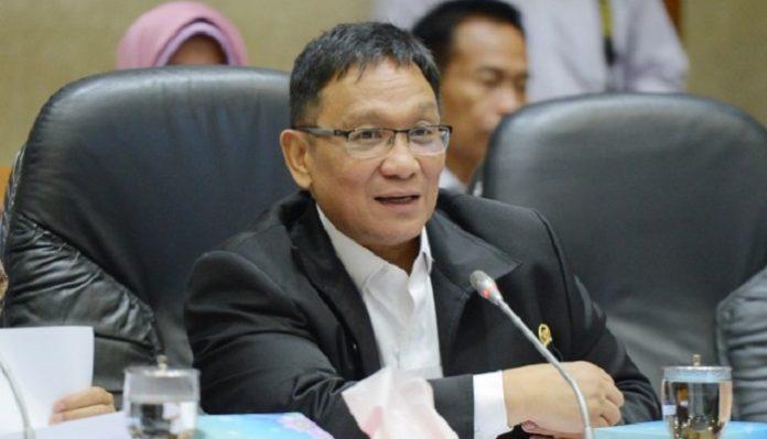Ketua DPP Hanura Inas Nasrullah Zubir