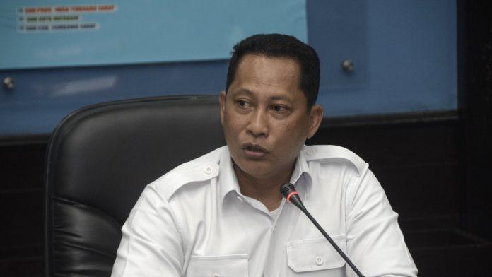 Direktur Operasional dan Pelayanan Publik Bulog Tri Wahyudi Saleh