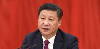 Presiden Cina, Xi Jinping.