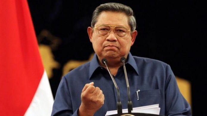 Ketua Umum Partai Demokrat Susilo Bambang Yudhoyono