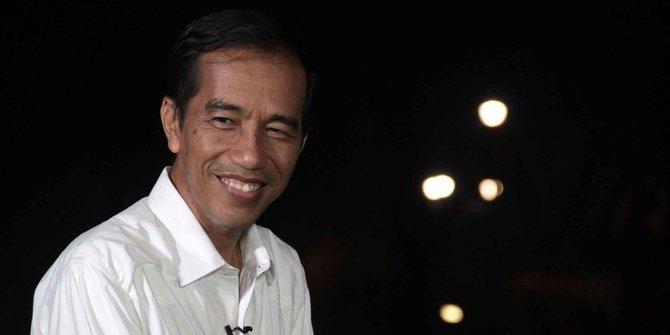 Jokowi Widodo.